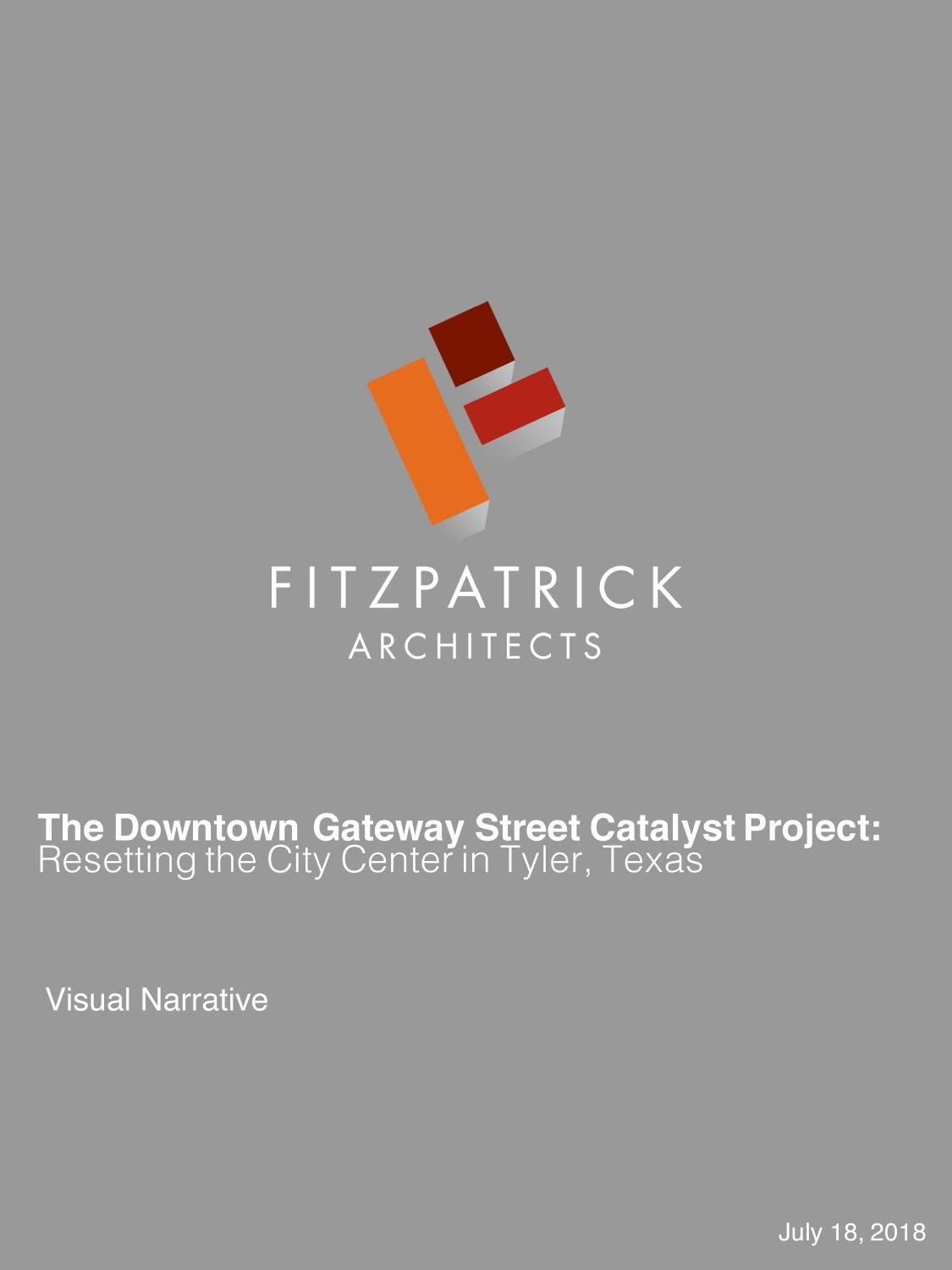 Fitzpatrick Architects - Downtown Tyler Vision