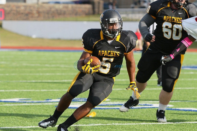 Apaches face Kilgore in key matchup