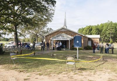 New Hope United Methodist Church receives Texas Historical Marker