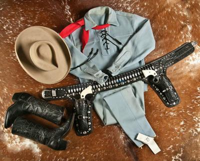 Lone Ranger actor's outfit up for auction in Waco on Saturday