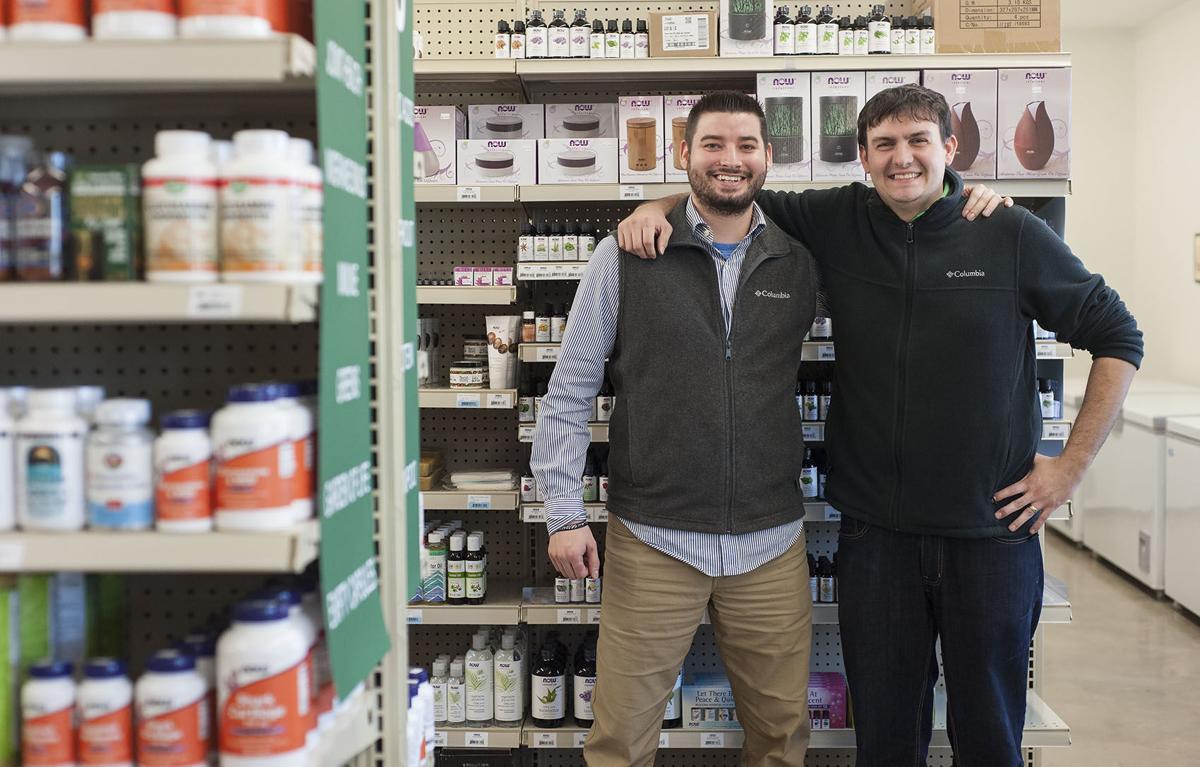 Granary Health Food Store Tyler Texas