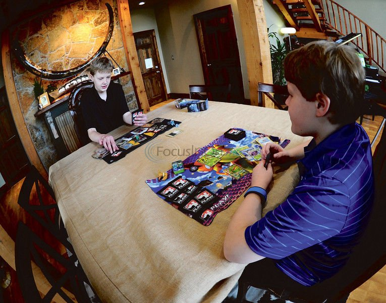 Cardsharp: Teen headed to nationals for state win in Pokémon