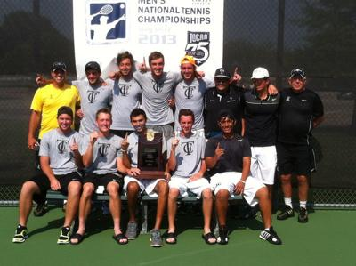 Apaches win national tennis title