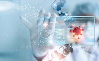 Medicine, Doctor, COVID Research Analysis., Diagnose, Checking, Coronavirus