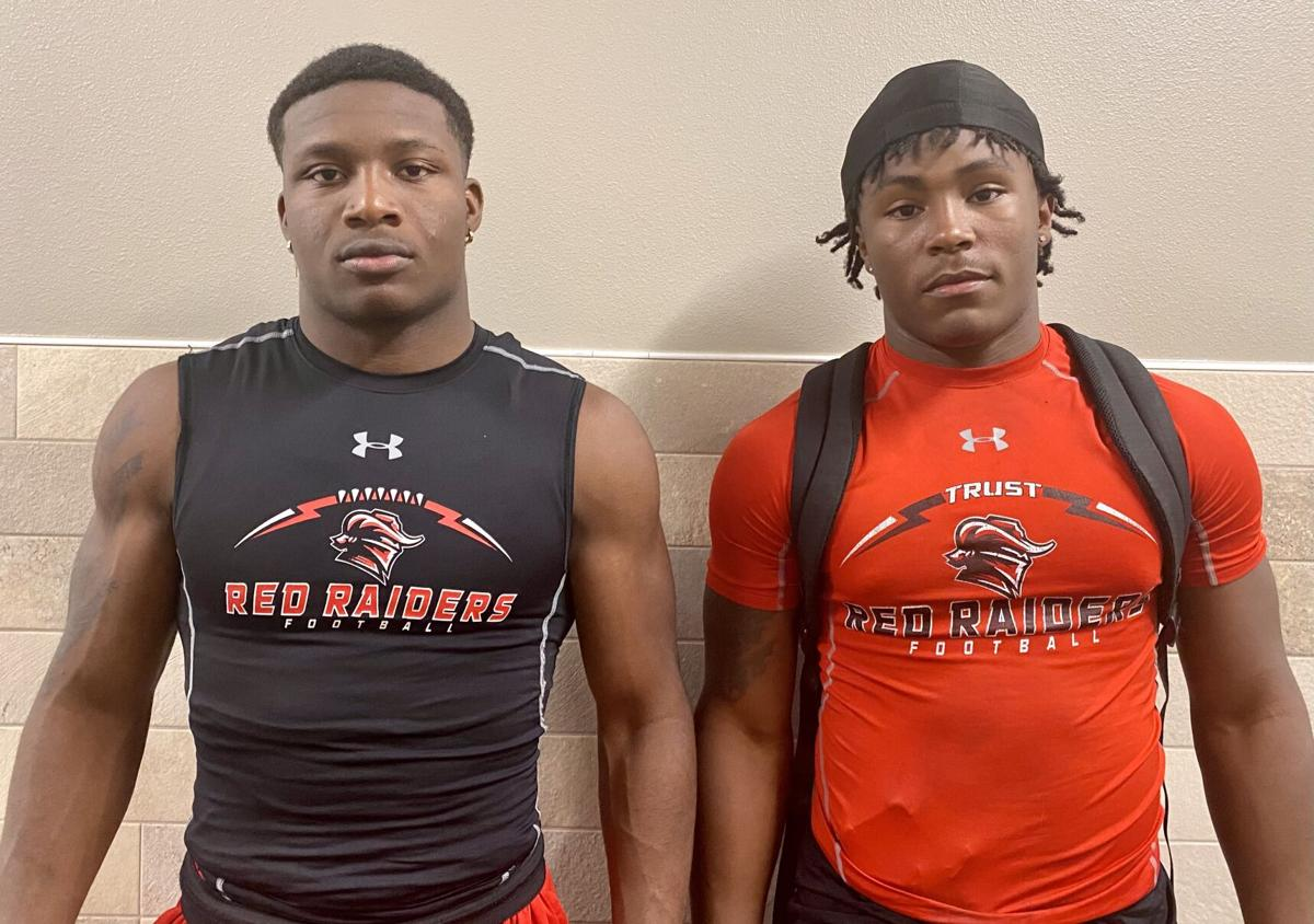 Jamarion Miller and Bryson Donnell