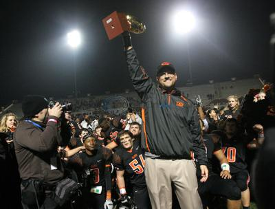 Back at State: Gilmer accustomed to playing for it all