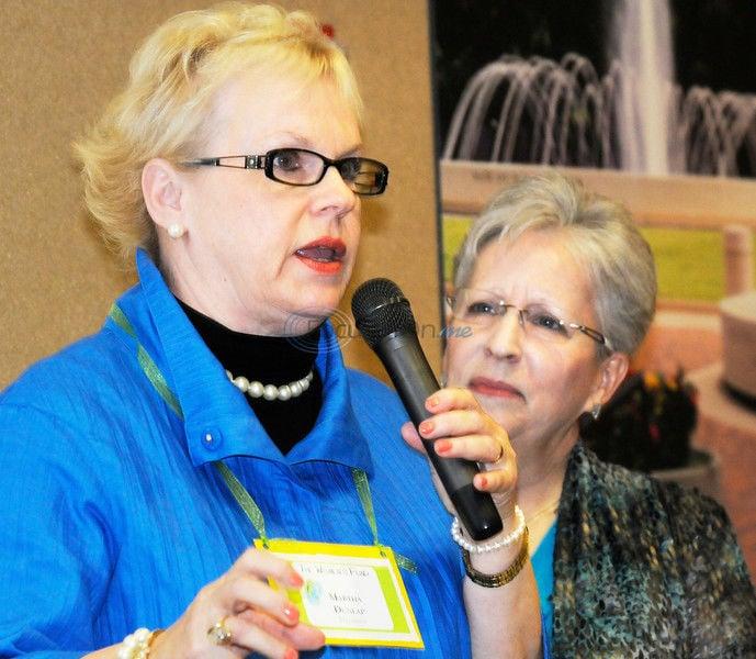 Women's Fund celebrates with grant recipients