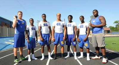 Chapel Hill's success continues with state track berths