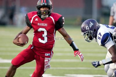 REL eyes bright future with QB only a sophomore