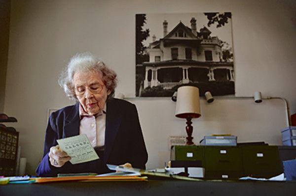 Iconic Tyler historian Mary Jane McNamara dies at 91