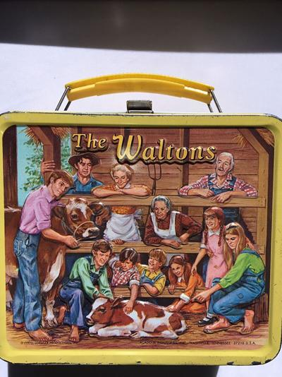Waltons lunch box