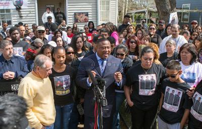 3 held in deaths of 2 Houston-area teens, bodies in bayou