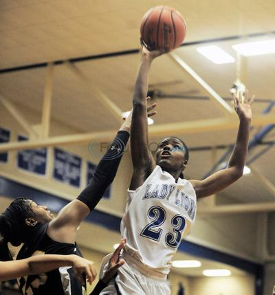 Class Act: Wickware steps up for Lady Lions