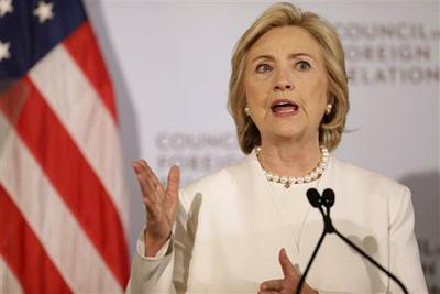 Clinton: No troops in Syria, even if attack on US soil