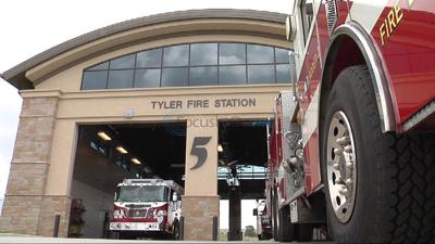 Firefighters urge public to help 'Turn Tyler Pink'