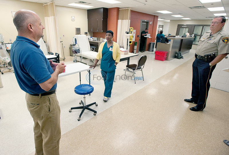 County looking at new contractor to provide health care for inmates