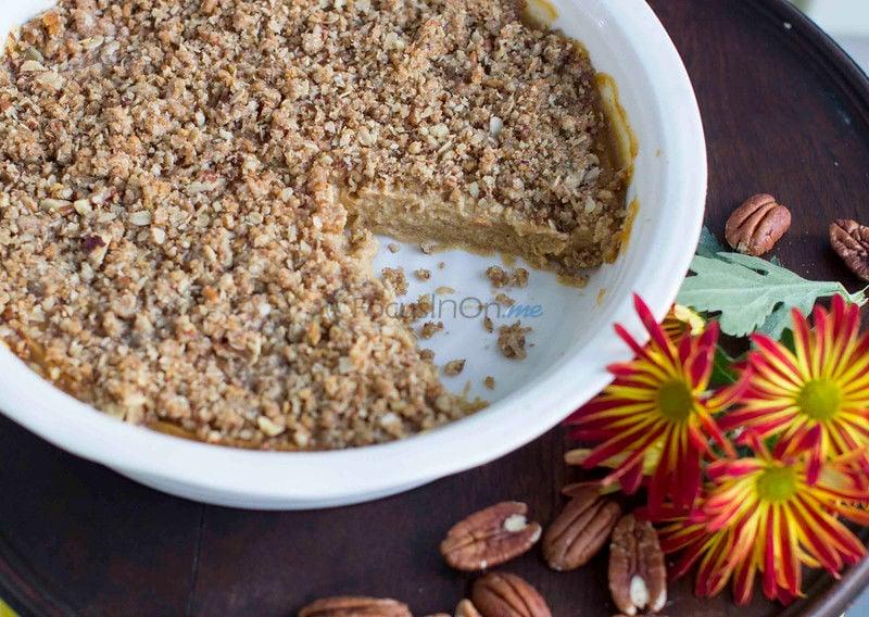 A little protein makes pumpkin pie a lot healthier