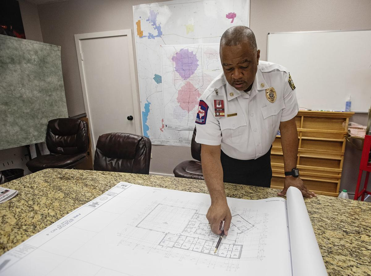Tyler's fire chief hopes new academy will create a more