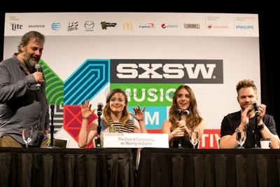 Trending at SXSW: Mind cloning, off-the-grid messaging