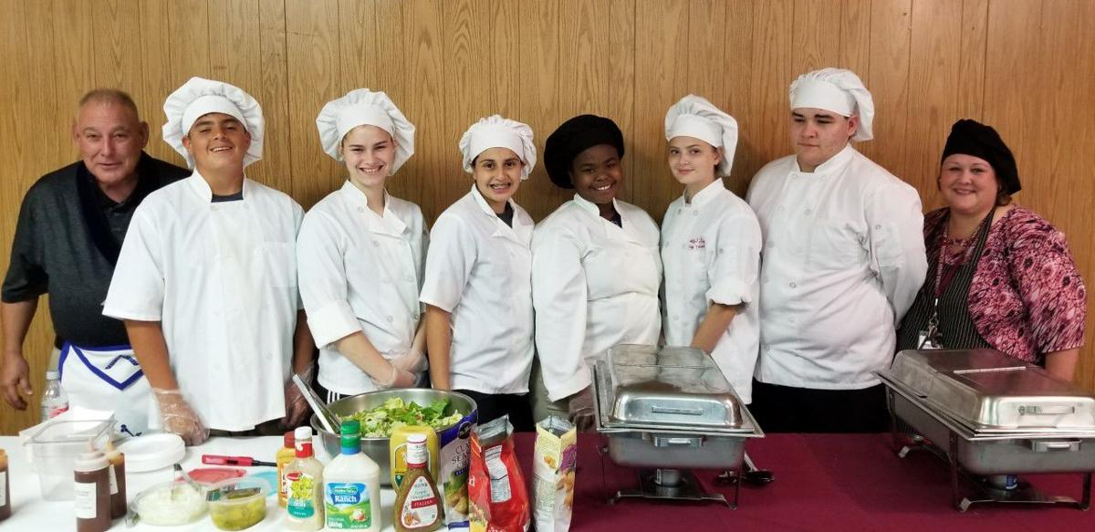 Athens culinary students cook for local masonic lodge