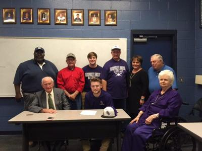 Jacksonville's Cleaver to play baseball at SFA