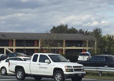 Officers on leave after 2 suspects killed at Maryland motel