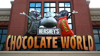 Hershey's Chocolate World gears up for 100 millionth visitor
