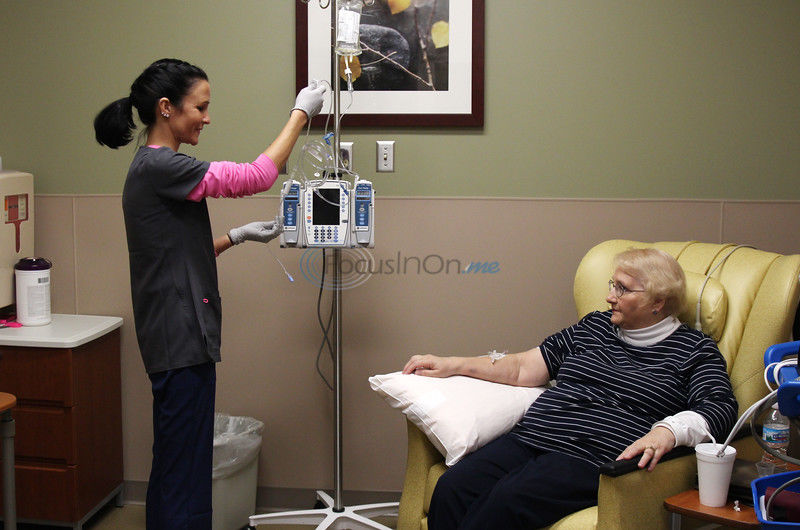 Wisconsin nurses reunite, with roles switched, decades later