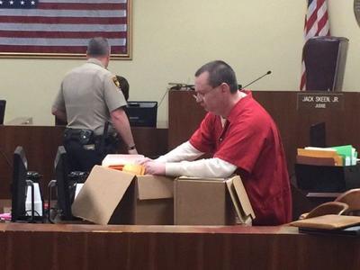 Calvert admits plans for insanity defense in capital murder case