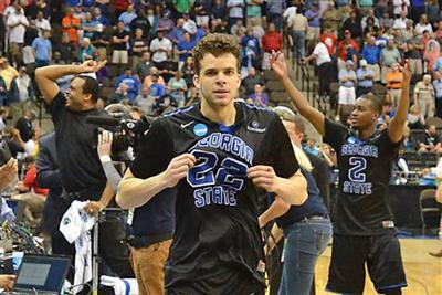 Georgia State stuns Baylor in NCAA Tournament