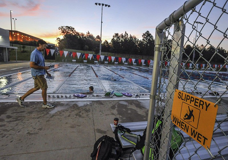 Tyler ISD students eager to compete at new aquatic facility
