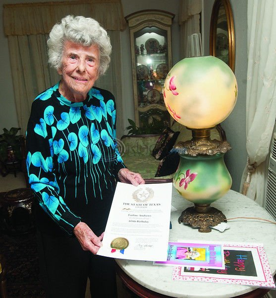 Woman turns 105; spent over 40 years as teacher