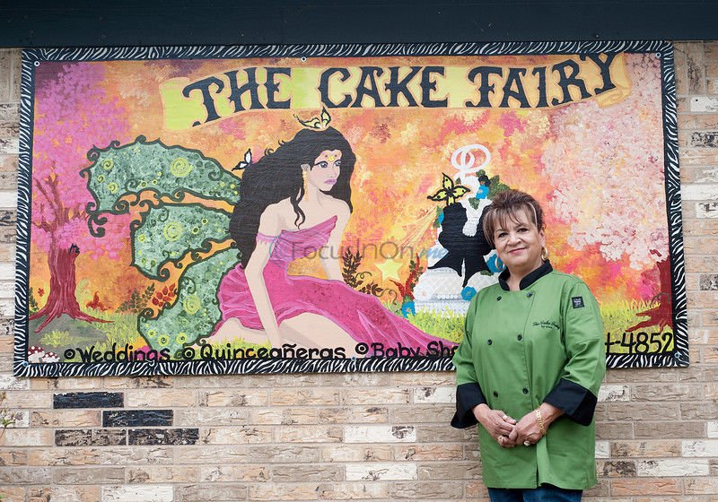 'Cake Fairy' a meticulous, delicious baker