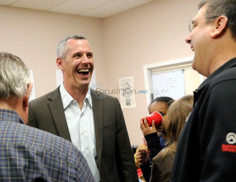 VIDEO: Incumbent Rep. Matt Schaefer defends seat from Ogle