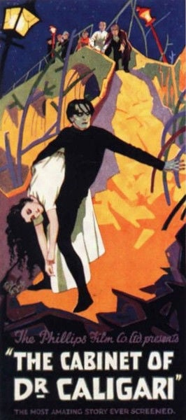 Catching Up On ... 'The Cabinet of Dr. Caligari'