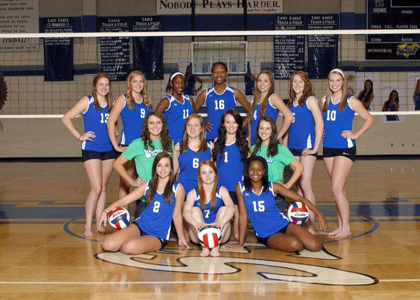 Lindale volleyball hoping for unbeaten district campaign