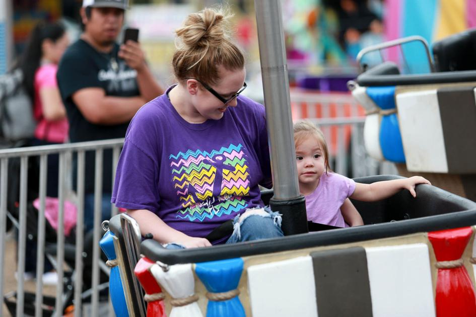 East Texas State Fair to feature concerts, Discover Texas