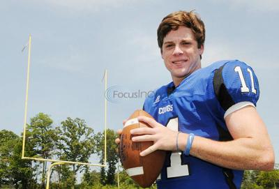 Mr. Everything: Grace QB throws, runs and even blocks