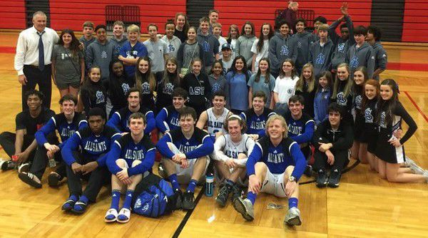 All Saints headed to state