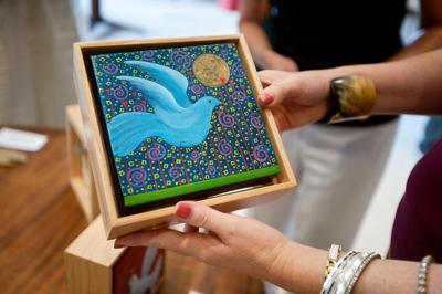 Art of Peace aims to unite community amid creativity