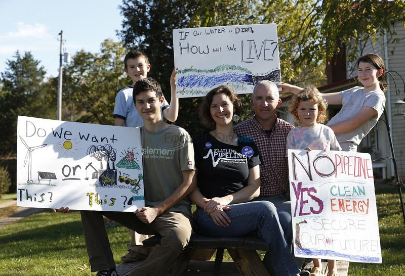 Echoes of Keystone XL: Natural gas pipeline plans opposed