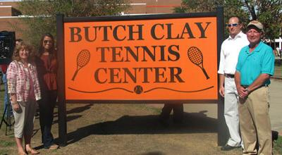 Gladewater tennis center named for Coach Clay
