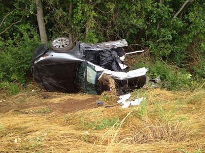 1 killed, 1 injured in morning Smith County accident