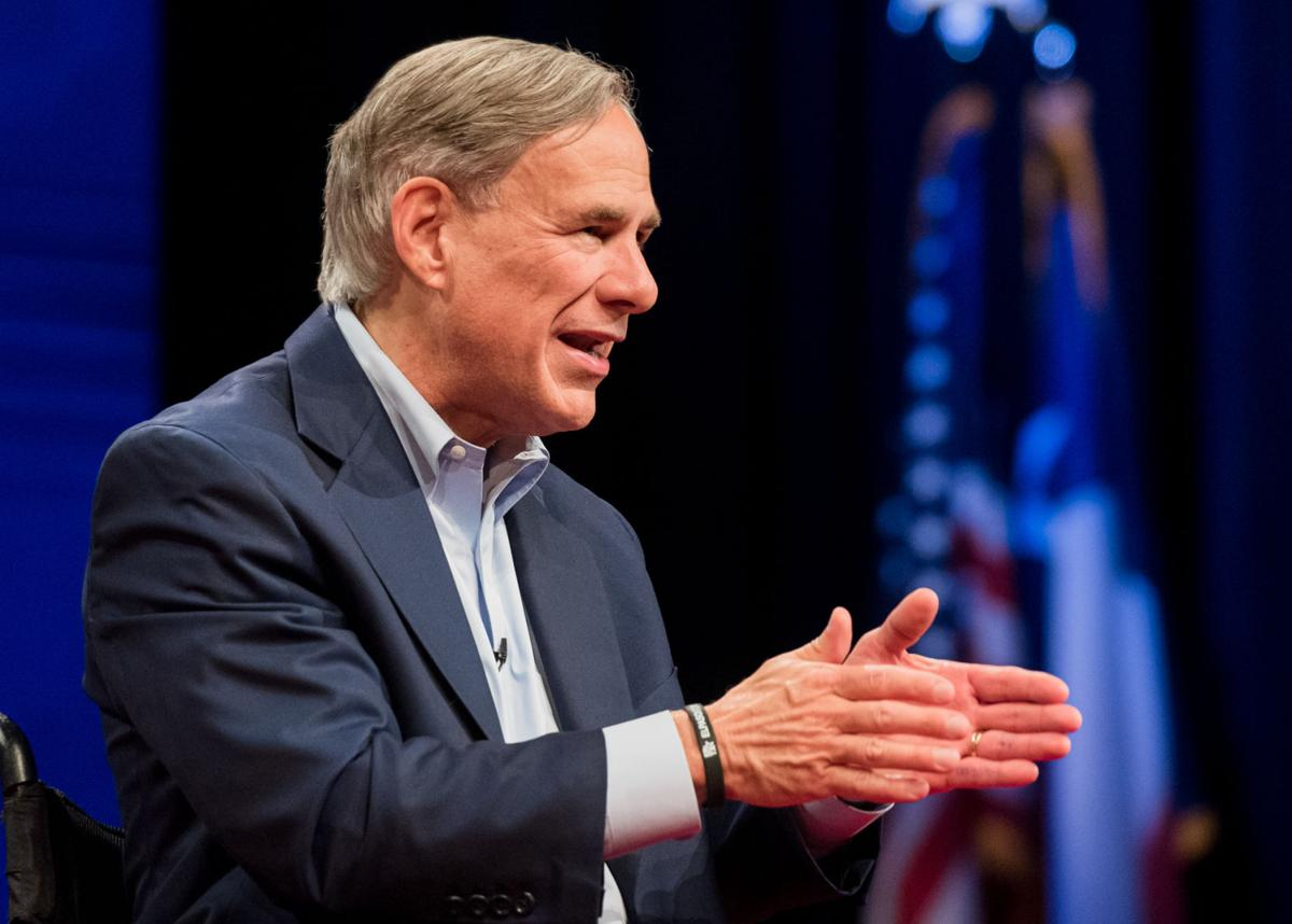Texas Gov  Greg Abbott won't call special session following