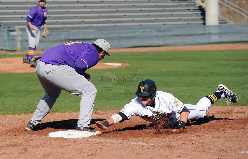 Apaches drop first game of year in DH split