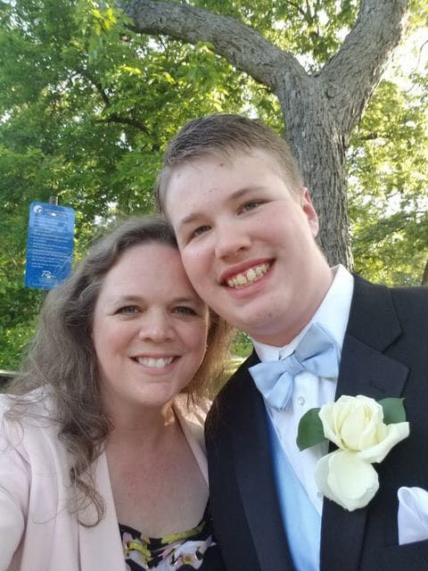 Autistic boy's classmates had never heard him speak. What he finally said at graduation blew them away