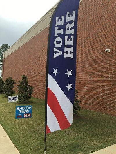 Smith County polling locations for Tuesday's primary election runoff