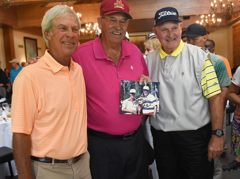 Gentle Ben: Two-time Masters champion Crenshaw highlights Patriot Classic