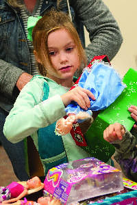 Tyler youth group sends gifts to needy kids around the world through Operation Christmas Child
