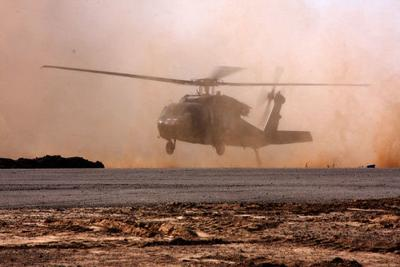 UPDATE: Remains found after crash of military helicopter carrying 11
